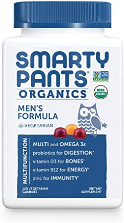 Daily Organic Gummy Men's Multivitamin