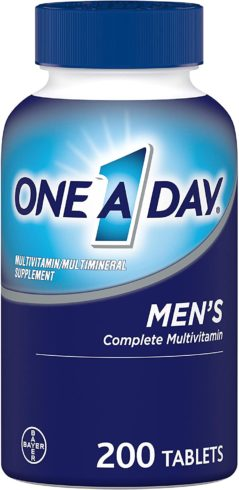One A Day Men's Multivitamin