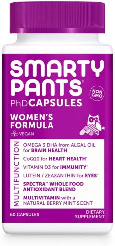 SmartyPants Daily Multivitamin for Women