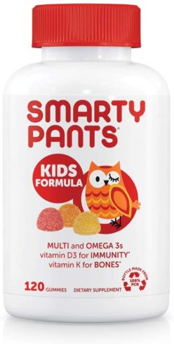 SmartyPants Kids Formula Daily Gummy Multivitamin