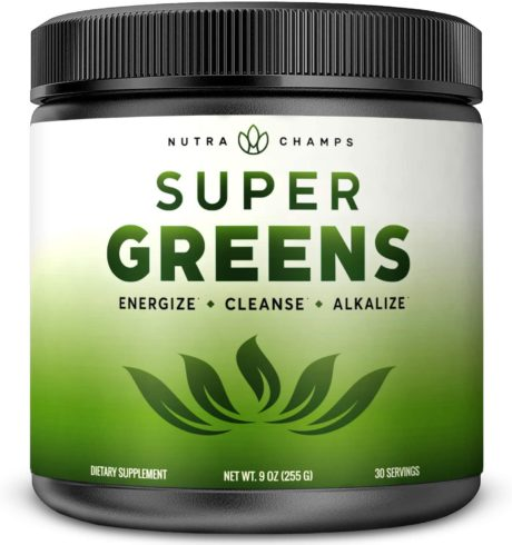 Super Greens Powder Premium Superfood