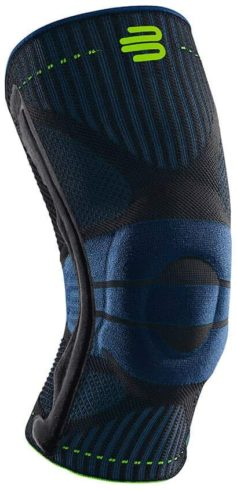 Bauerfeind Sports Knee Support - Knee Brace for Athletes with Medical Grade Compression - Stabilization and Patellar Knee Pad