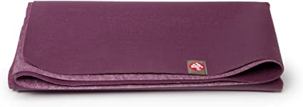 Manduka eKO Superlite Yoga Travel Mat – 1.5mm Thick Travel Mat for Portability