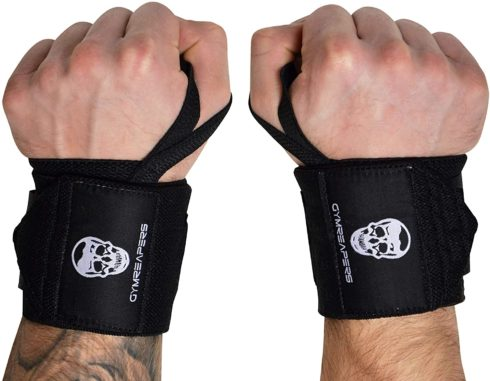 Gymreapers Weightlifting Wrist Wraps