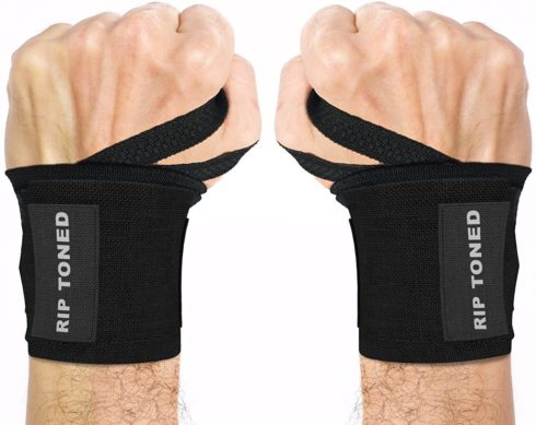 Rip Toned Wrist Wraps - 18