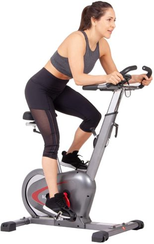 Body Rider BCY6000, Indoor Upright Bike with Curve-Crank Technology