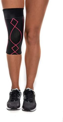 Cw-x Women's Stabilyx Joint Support Compression Knee Sleeve