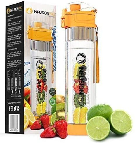 Infusion Pro Fruit Infusion Water Bottle