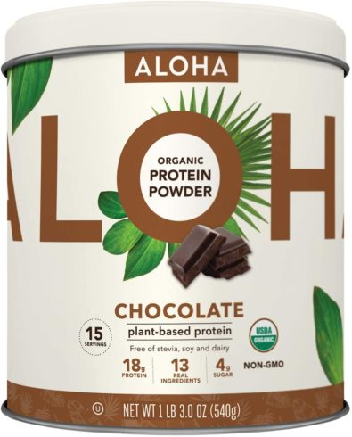 Plant-Based Protein Powder